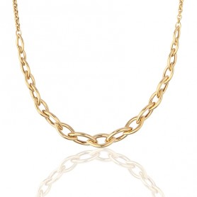Collier Chute Or375 42 A 45cm