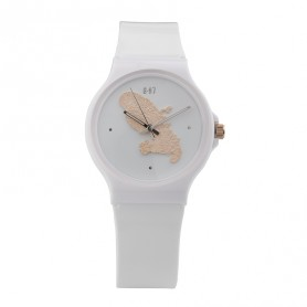 Montre Martinique Rosé Brac Blanc