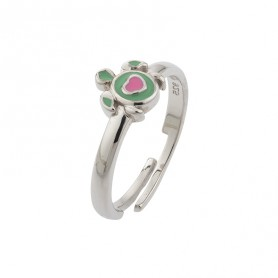 Bague Tortue Argent925 Email