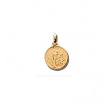 Médaille Saint Michel 11*17mm Or375