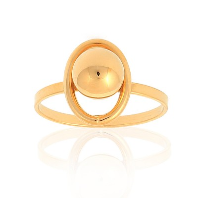 Bague Or375 Grain D'or Taille 58